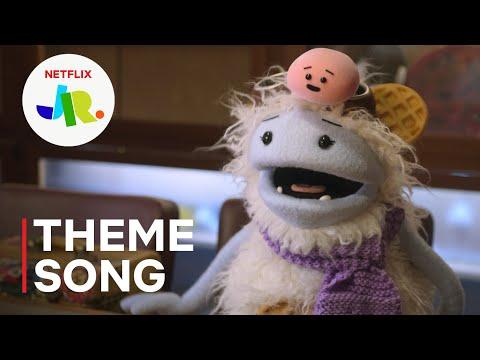 Waffles + Mochi l Theme Song l Netflix Jr