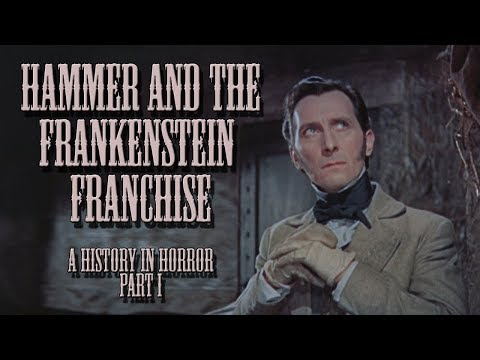 Hammer & the Frankenstein Franchise - A History in Horror: Part One // Dark Corners Classics