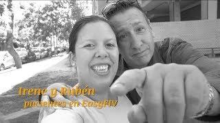 Irene y Rubén - Padres en las clínicas de fertilidad EASYFIV