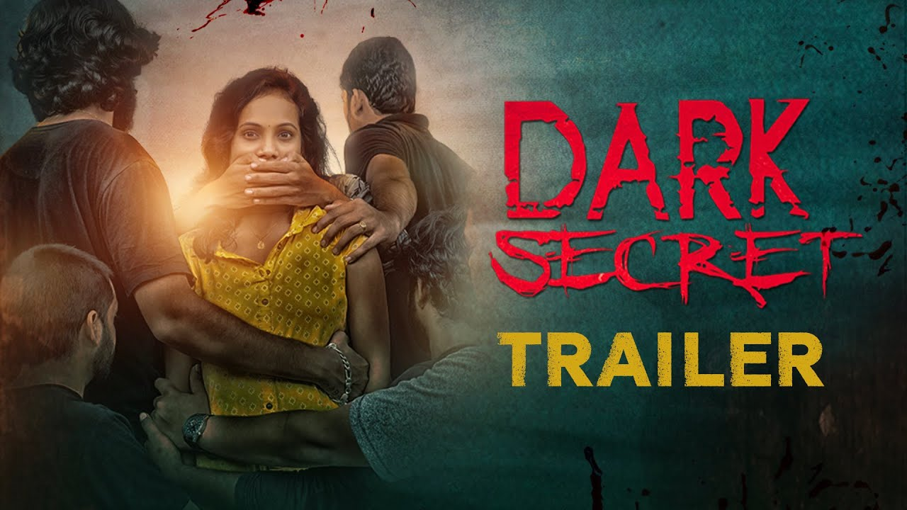 Dark Secret Movie Trailer | Shreyas ET