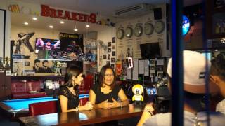 Thai TV Show at Breakers