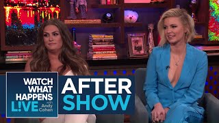 After Show: Being Friends With The Exes | Vanderpump Rules | WWHL
