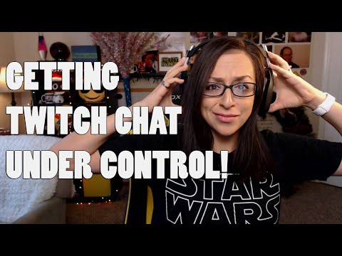 How To Keep Your Twitch Chat Under Control   Pretty Ph3nom