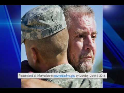 VA Essay Contest Honors  Military Dads