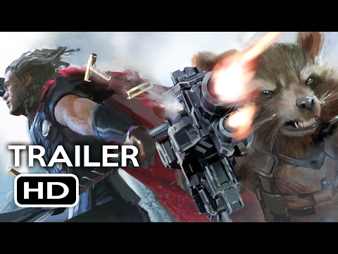 Avengers: Infinity War Production Trailer 2018 Action