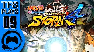 TFS Plays: Naruto Ultimate Ninja Storm 4 - 9 -