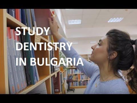 Study Dentistry in Bulgaria: Medical University of Plovdiv