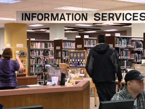 The Saskatoon Public Library