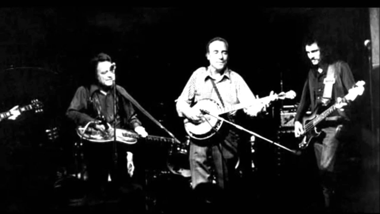 Earl Scruggs Revue Original Version Of Country Comfort YouTube