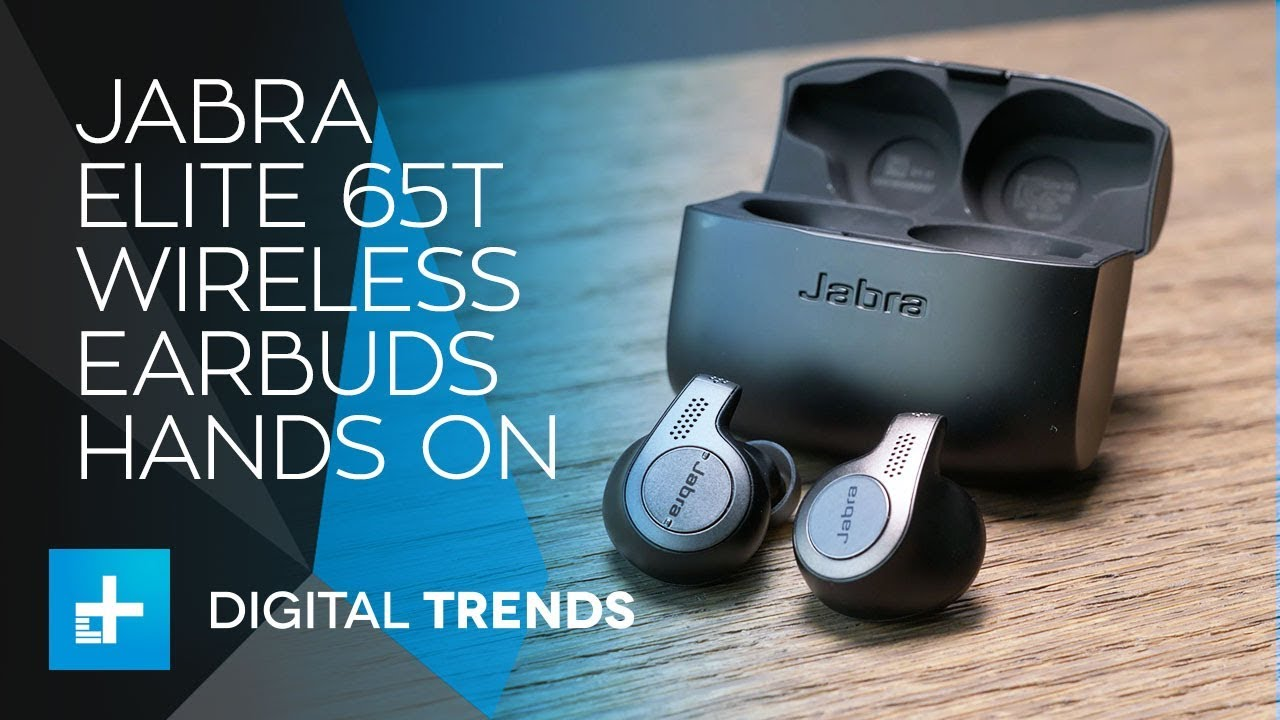 Buy Jabra Elite 65t Titanium Black from £85.99 (Today