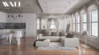 Living Room Designs, Living Room Ideas, Living Room Decor, Interior Design Ideas 2017