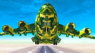 Army Cargo Plane Airport 3D - Android HD Gameplay & Walkthrough Video