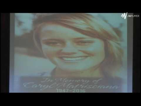 Caryl Matrisciana - Celebration of Life Memorial Service