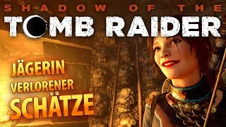 Shadow of the Tomb Raider #020 | Jägerin verlorener Schätze | Gameplay German Deutsch thumbnail
