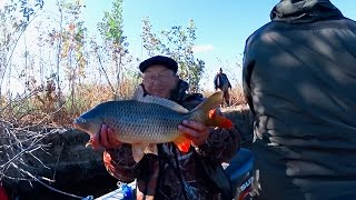 Астраханская область, рыбалка 2014 г.