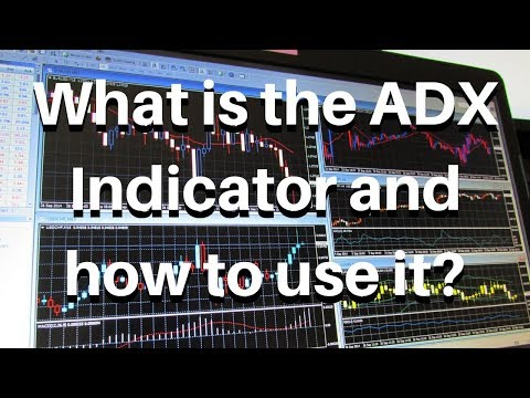 What is the ADX Indicator and how to use it?