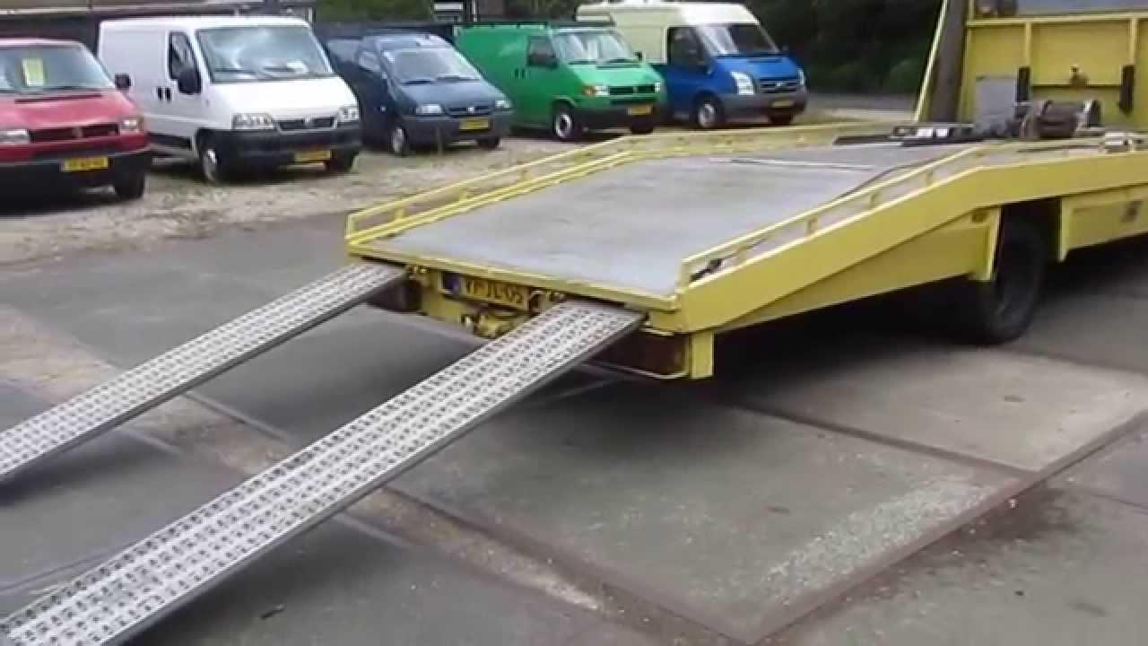Autotransporter mercedes sprinter 412d te koop bij van burik bedrijfswagens youtube - Te koop ...