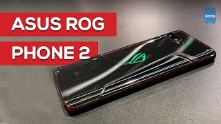 ROG Phone 2 comes with Snapdragon 855 Plus, is ridiculously powerful