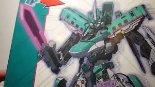 豪宅玩具~1124~TAKARA TOMY TOMICA 鐵道王國 新幹線機器人 變形Robot DXS-01  H5 Hayabusa