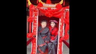 """성은채, 세 번째 결혼식 사진 공개 """"마지막 네팔 결혼…"""
