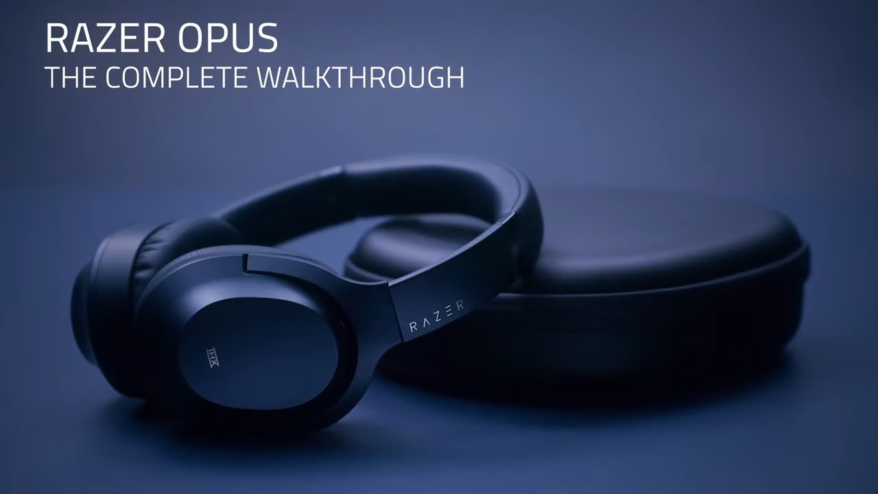Razer Opus | Forget the Noise