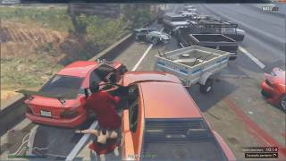 GTA 5 ONLINE - LuiziN Game play
