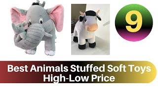Top 9 Best Animals Stuffed Soft Toys in India 2021