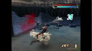 Gungrave Overdose - Gameplay PS2 HD 720P