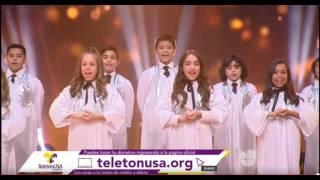 Creere - Olga Tañón y Tercer Cielo TeletonUSA