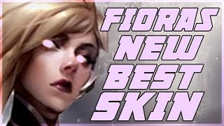 Getting a PENTAKILL with the New IG Fiora Skin | PBE Full Game Commentary