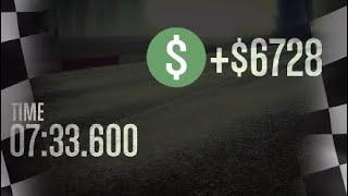 GTA 5 Hotlap | Omnis @ Winter Touge | 1.29.329