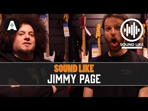 Sound Like Jimmy Page | BY Busting The Bank