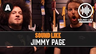 Sound Like Jimmy Page - BY Busting The Bank