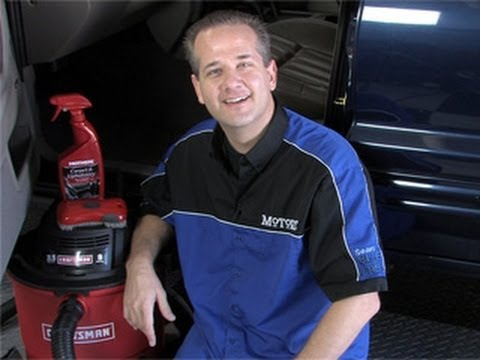 How-To Detail Your Vehicle Mothers Polishes Motorz #54