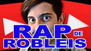 RAP DE ROBLEIS By FREDY TOYS