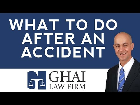 What To Do After A Car Accident in Cobb County