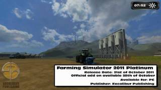 Farming Simulator 2011 Platinum Review