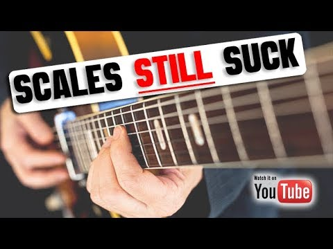 Stop Doing Hours of Scales (DO THIS INSTEAD)