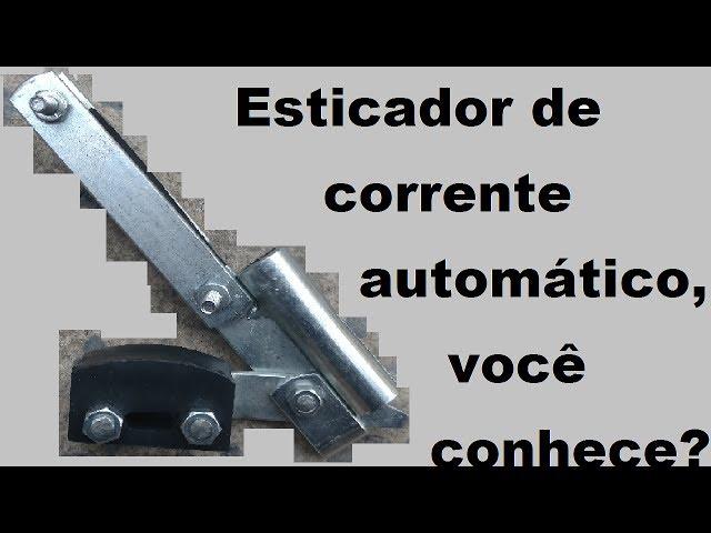 Esticador de corrente automático para BROS, confira a instalação e concorra a um desses!