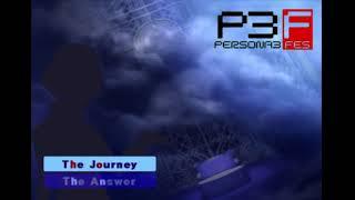 Shin Megami Tensei : Persona 3 FES -197- So Easy