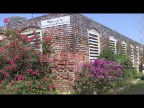 Antigua-English Harbour Nelson's Dockyard Weltumsegelung.m4v