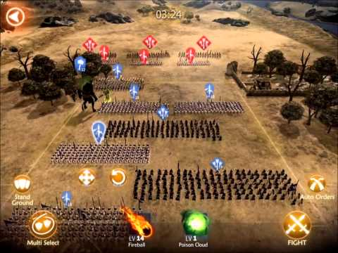 Dawn Of Titans - Attack Like A Pro