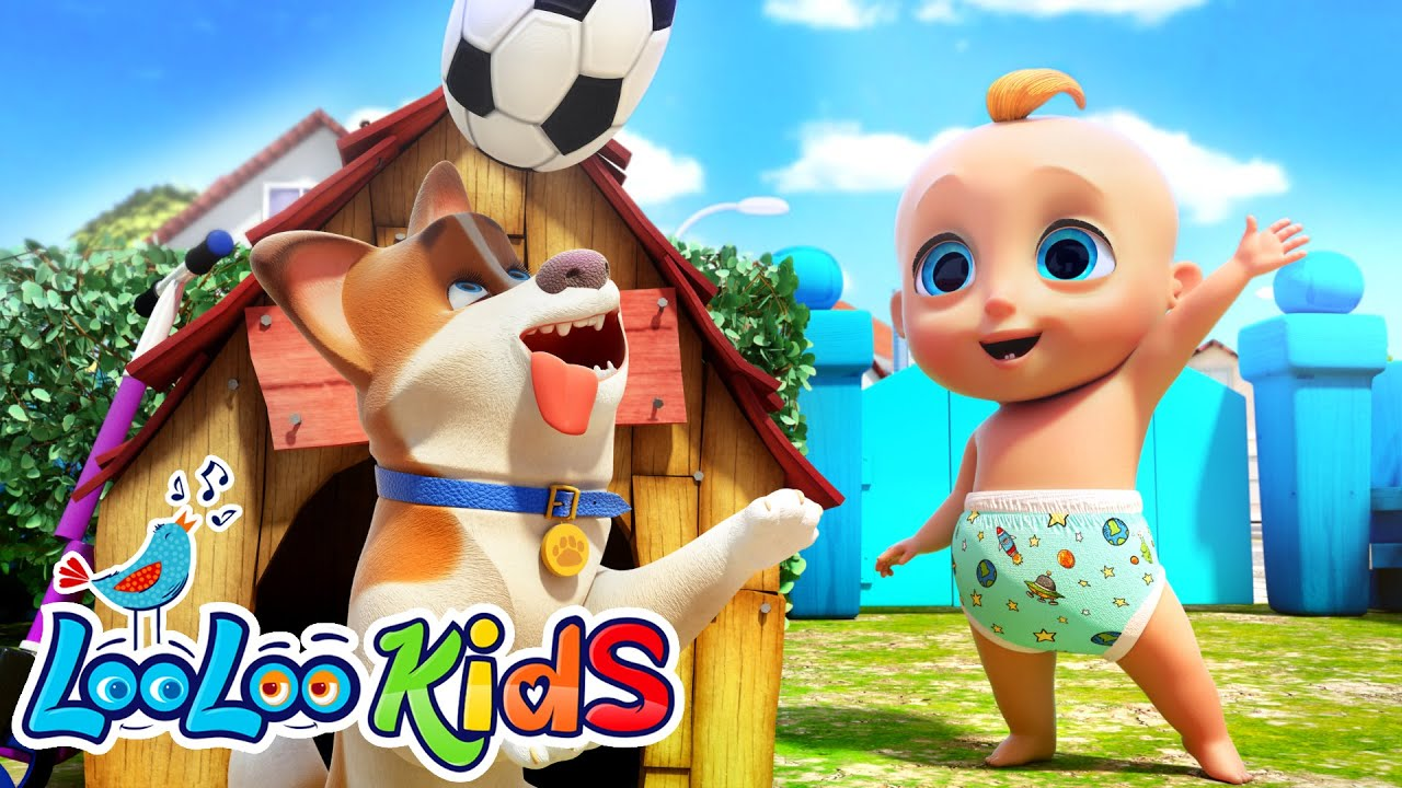 If You're Happy and You Know It - LooLoo KIDS Nursery Rhymes and Children`s Songs