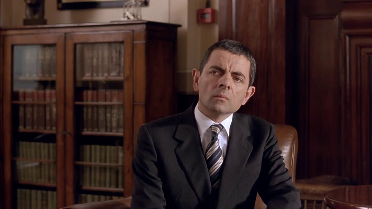 Johnny English Funny Scenes