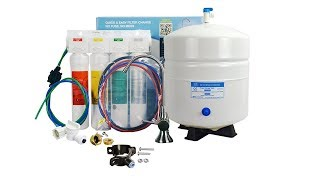 Watts Premier 531417 RO Pure Plus Reverse Osmosis Water Filter System Review