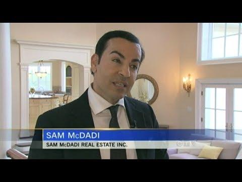 Sam Mcdadi On Ctv Discussing Massive New Estate Homes In