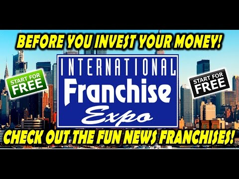 National Franchise Expo - WINNER - Home  Business Opportunities