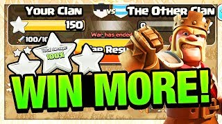 250 WAR WINS! HOW This Clan did it in Clash of Clans - and YOURS Can, TOO!