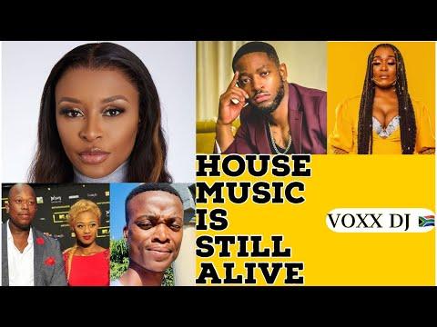 New South African House Music Mix | Jerusalema | MAKHADZI | PRINCE KAYBEE | MIX BY: VOXX DJ