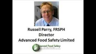 On-line HACCP Training-UK-Russell Parry